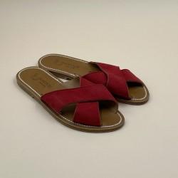 XANDAR Suede Tristan leather - 40
